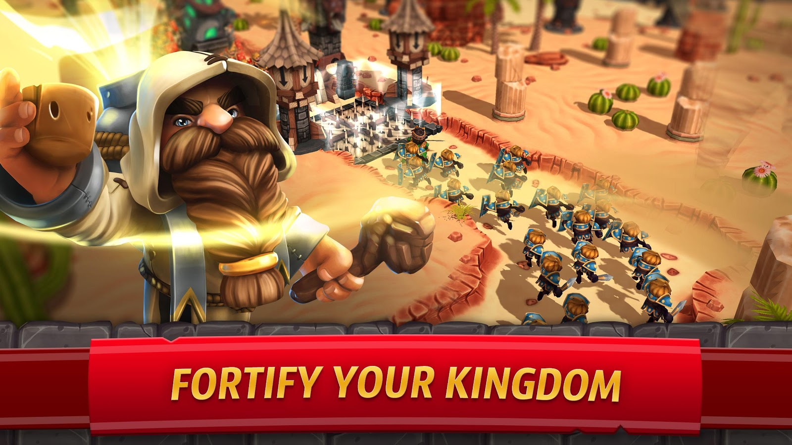 Royal Revolt 2 Screenshot 1