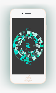Inky Blocks - screenshot