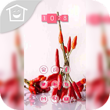 Small red pepper theme