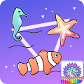 Colorfeel Seaworld APK for Bluestacks