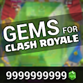 Free Gems For Clash Royale : Guide APK for Windows 8