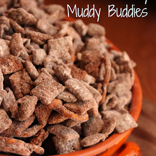 Sweet & Salty Muddy Buddies