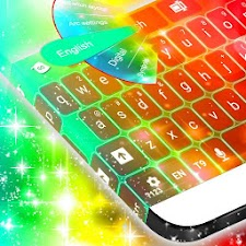 Bright Colors Keyboard