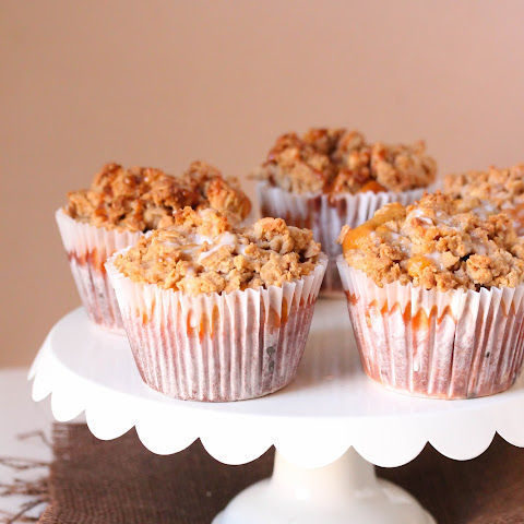Apple Coffee Cake Jumbo Muffins