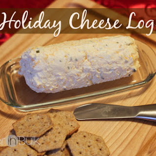 Kraft Holiday Cheese Log #KraftHolidaySavings