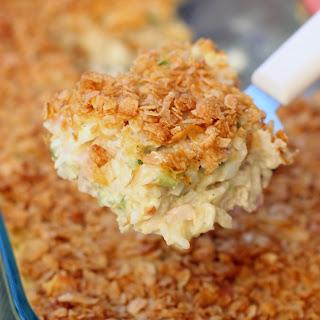 Chicken Celery Almond Casserole Recipes
