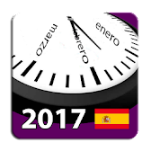 Working Calendar 2017 Spain APK Icon