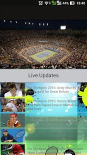 US-Open-Tennis-2016 - screenshot