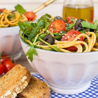 Vegan Pesto Pasta Salad Recipes