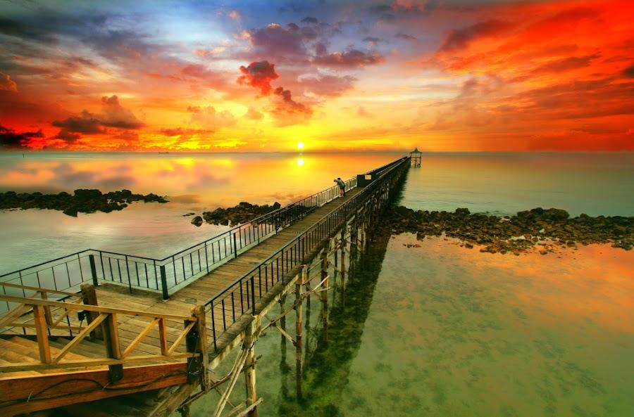 Nongsa Pura by Alit  Apriyana - Landscapes Sunsets & Sunrises