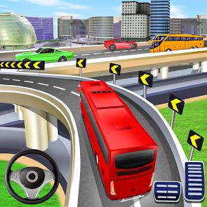 City Coach Bus Simulator 2018 Online PC (Windows / MAC)