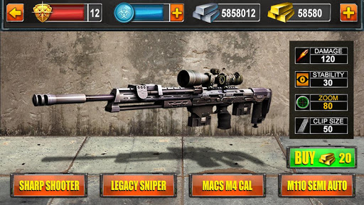 Boss Strike 18+ - screenshot