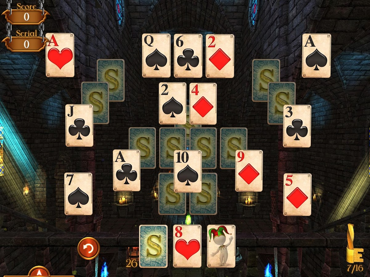 Solitaire Dungeon Escape 2 Screenshot 7