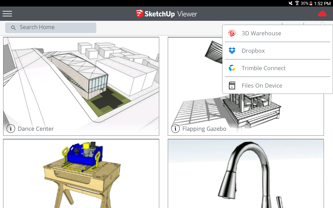 SketchUp Viewer Screenshot 5