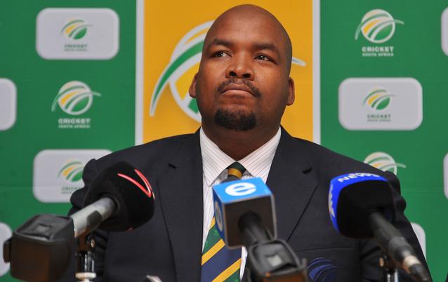 Cricket SA president Chris Nenzani. Picture: GALLO IMAGES, ASHLEY VLOTMAN