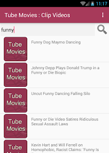 Tube Movies : Clip Videos - screenshot