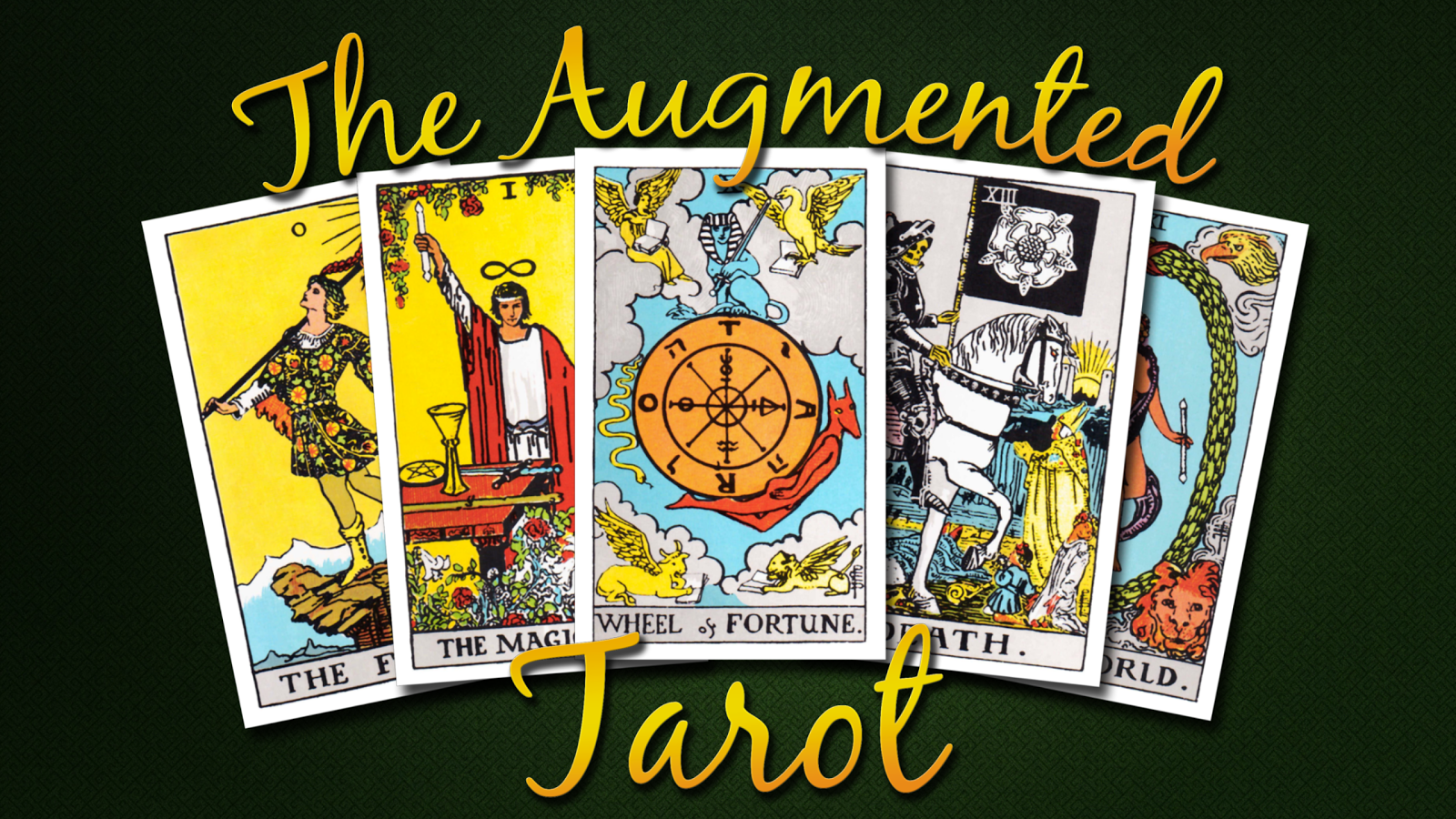 The Augmented Tarot Screenshot