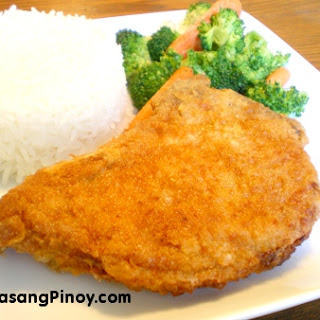 Breaded Pork Chop