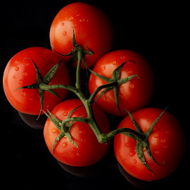 Fresh Tomato by Sanjib Paul - Food & Drink Fruits & Vegetables (  )