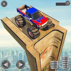 Monster Truck Mega Ramp Stunts Tracks For PC / Windows 7/8/10 / Mac – Free Download