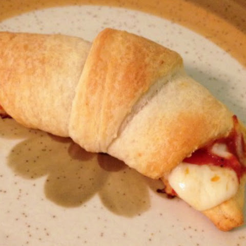 Pizza Crescent Rolls