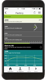 Asix Mobile- screenshot