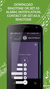 Today's Hit Ringtones Pro🎵Hot Free Ring Tones