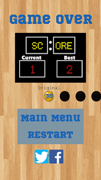 Curry Bounce Challenge apk screenshot