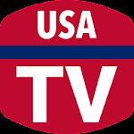 TV USA - Free TV Guide Icon