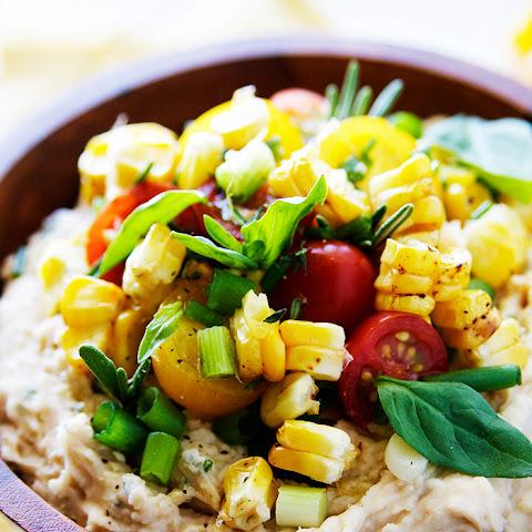 Summer White Bean Ragout Recipe | Yummly