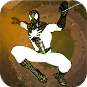 Amazing Spider hero Anti terrorist Battle
