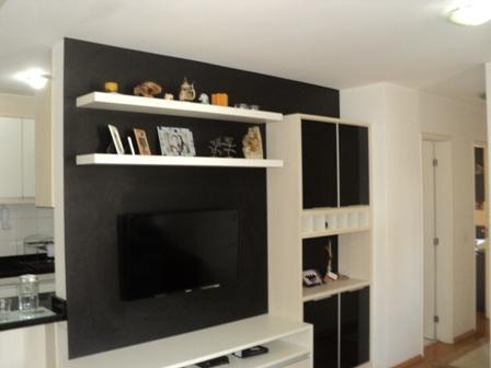 Apartamento residencial à venda, Loteamento Center Santa Gen...