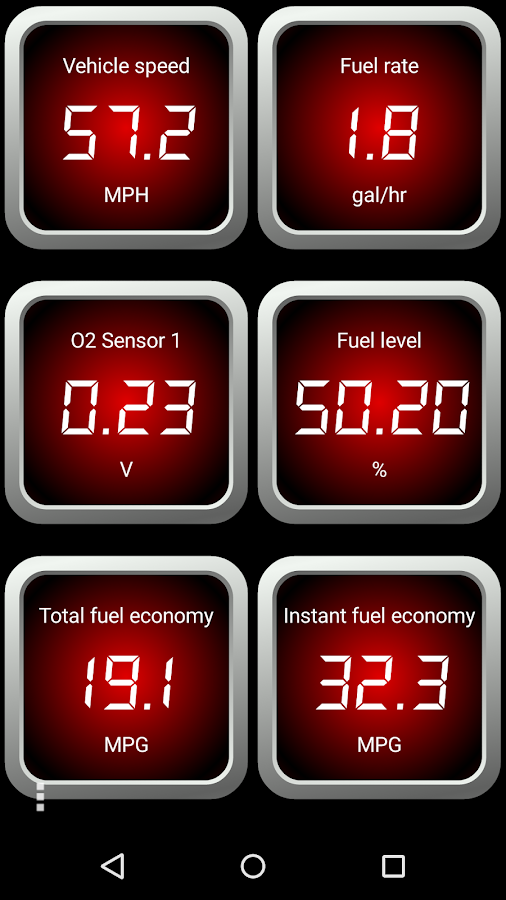 OBD Fusion (Car Diagnostics) Screenshot 7