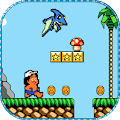 Game Adventure Island of Mario APK for smart watch