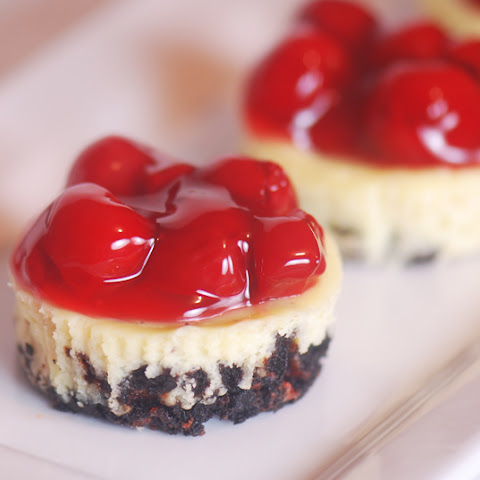 Weight Watcher's Cherry Cheesecake