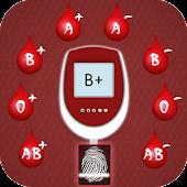 Blood Group Test Finger Prank APK for Bluestacks