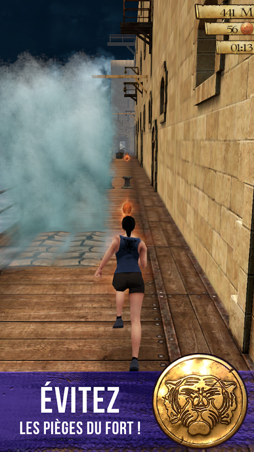 Fort Boyard Run Screenshot 4