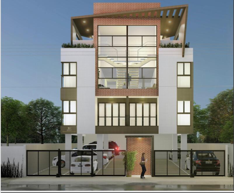 Apartamento com 3 dormitórios à venda, 66 m² por R$ 209.000 - Altiplano - João Pessoa/PB