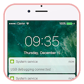 App LockScreen Phone7-Notification version 2015 APK