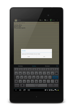 NOTES APK screenshot thumbnail 21