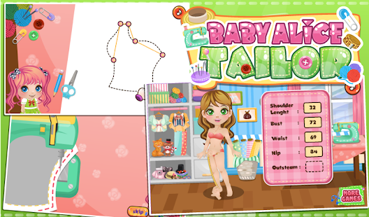 Baby Fashion Designer - screenshot