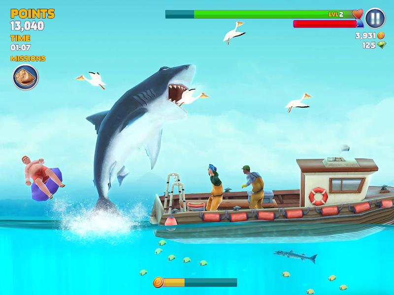 Hungry Shark Evolution Screenshot 15