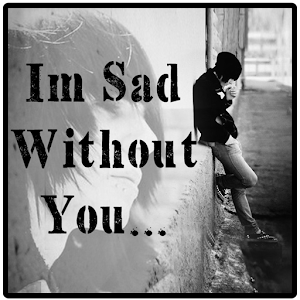 Download Sad Emo Quotes On My Pic Blender for Android
