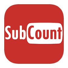 Live subscribers for YouTube