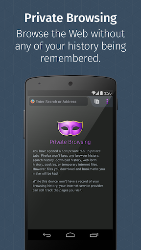 Firefox for Android Beta screenshot 5