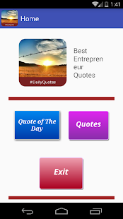 Best entrepreneur Quotes - screenshot