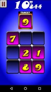 Attack9 Numbers Game - screenshot