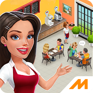 My Cafe: Recipes & Stories - World Cooking Game For PC (Windows & MAC)
