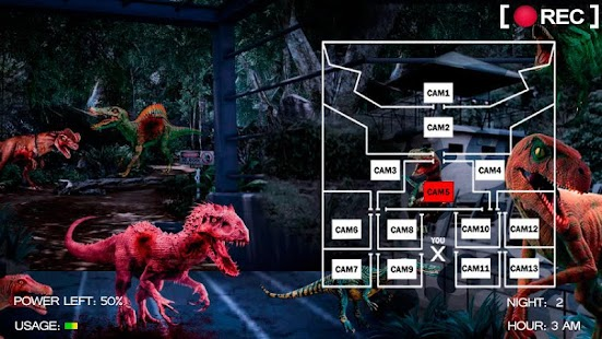 Game Jurassic Nights 2 APK for Windows Phone