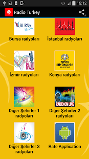 Radio Turkey Online - screenshot
